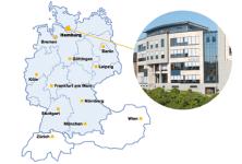 Monatliche Prüfungstermine & 12 Standorte