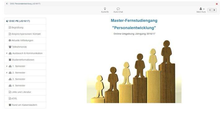 Slide Organisieren Sie Ihr Fernstudium online