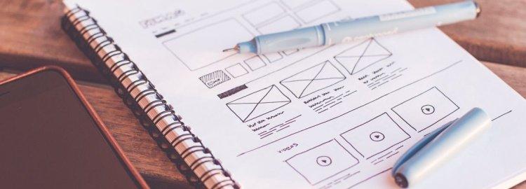 Webdesign Studium