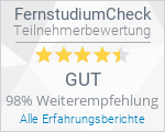 Fernstudium Check