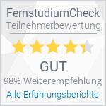 Fernstudiumcheck IST-Hochschule