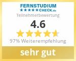 APOLLON Hochschule - Bewertung auf FernstudiumCheck.de
