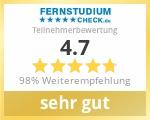 Deutsche Heilpraktikerschule - Fernakademie - Bewertung auf FernstudiumCheck.de