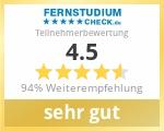 Social Media Akademie - Bewertung auf FernstudiumCheck.de